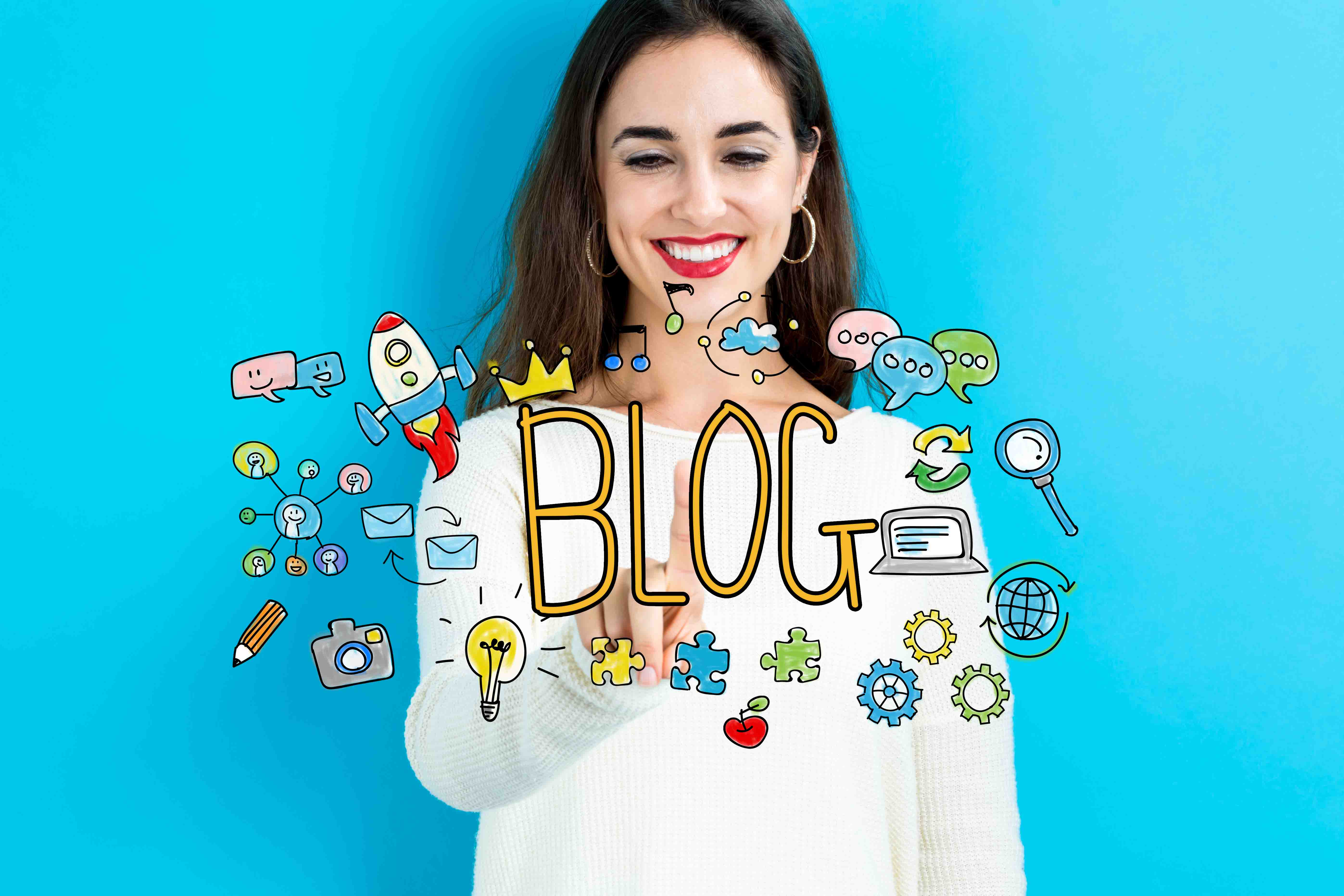 блог блоггер картинки сделать
